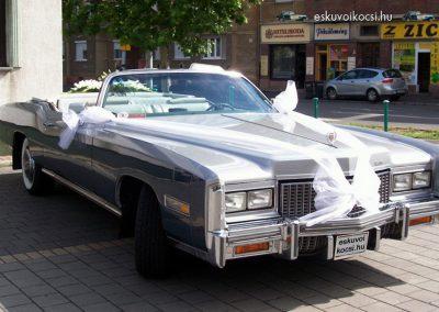 6 m hosszú cabrio!