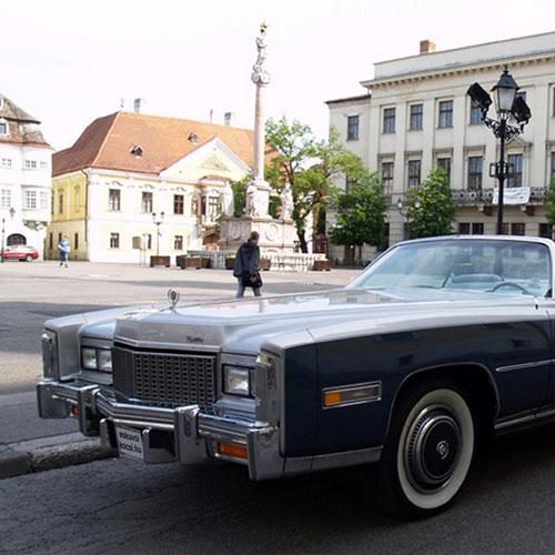 Cadillac Eldorado (Győr)
