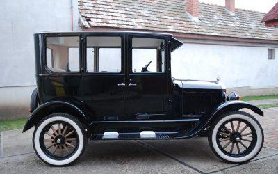 Ford T-modell (Heves megye)