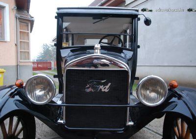 Eskuvoi auto ford t 08