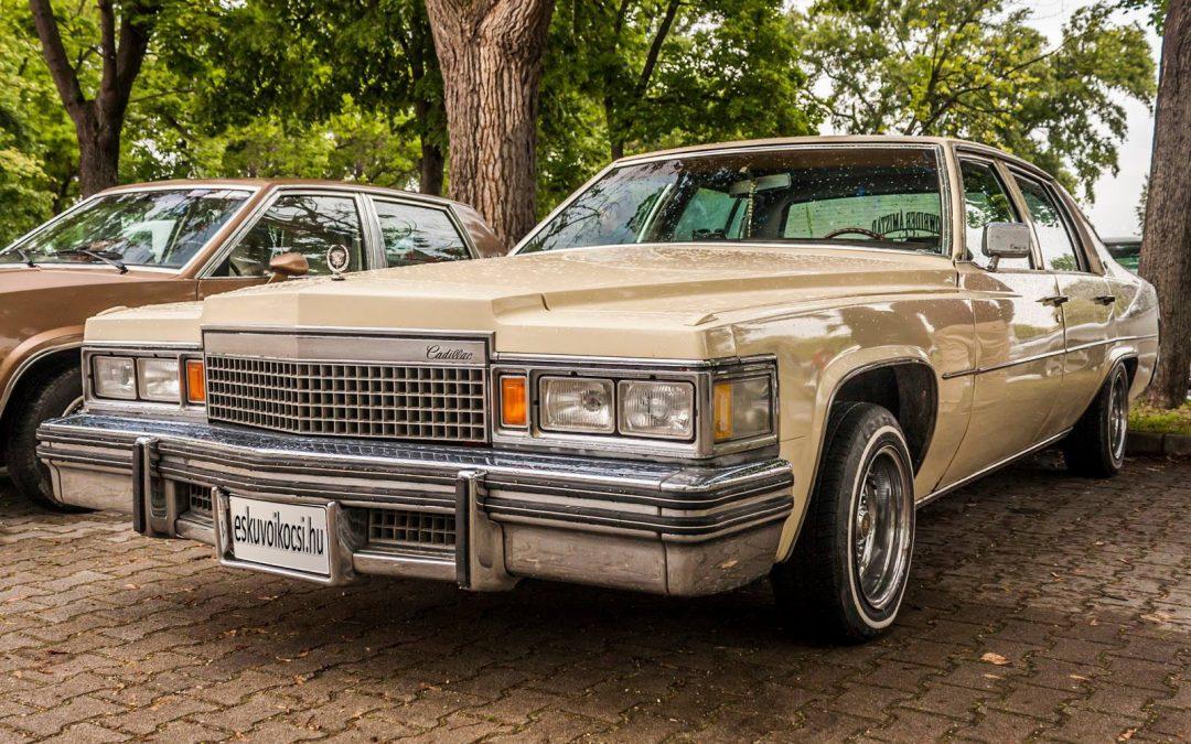Cadillac 1979 (Pest megye)