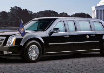 Cadillac President