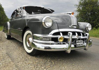 Eskuvoi auto Pontiac 01
